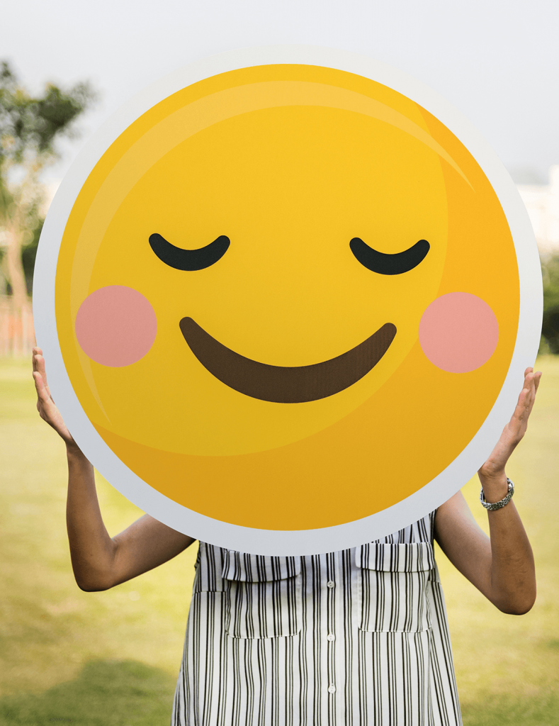 emoji text message marketing